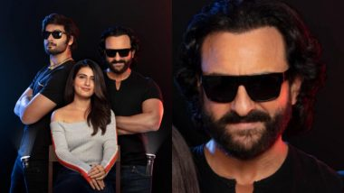 Bhoot Police: Fatima Sana Shaikh, Saif Ali Khan and Ali Fazal Headline the 3D Horror Comedy Franchise – See First Pic