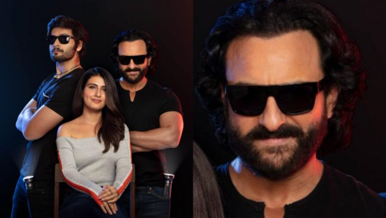 Bhoot Police: Fatima Sana Shaikh, Saif Ali Khan and Ali Fazal Headline the 3D Horror Comedy Franchise – See First Pic
