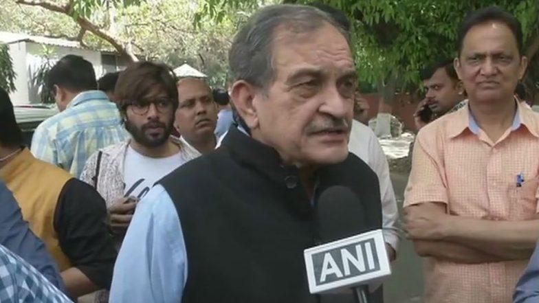 Union Minister Chaudhary Birender Singh Offers to Resign from Modi Cabinet, Rajya Sabha