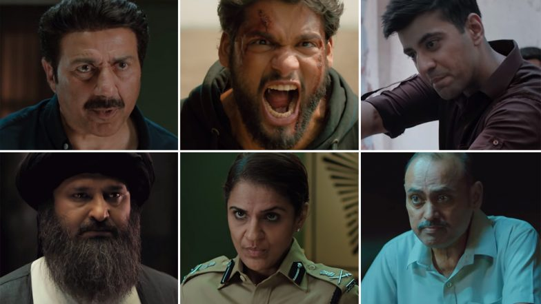 Blank Trailer: Sunny Deol and Newbie Karan Kapadia's Terrorism Drama Is Full of Action and a Twisted Storyline
