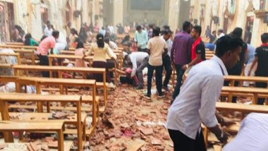 Sri Lanka Serial Blasts: 4 Indians Among 207 Killed, 469 Injured in Blasts on Easter Sunday