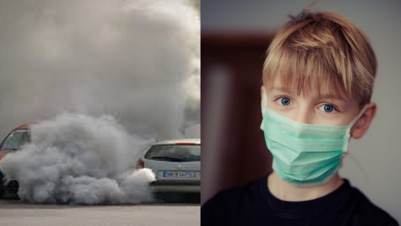Four Million Kids Develop Asthma Annually Due to Traffic-Related Pollution, India Ranks Second
