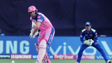 MI vs RR, Stat Highlights IPL 2019: Jos Buttler's 89 from 43 Balls Guides Rajasthan Royals to Victory