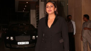 Huma Qureshi Sets Major Winter Fashion Goals on US Trip