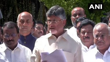 EVM Row: Chandrababu Naidu Demands 'Return to Ballots', Says Election Commission Working on 'PM Modi's Instruction'