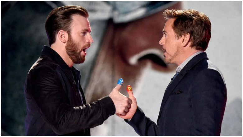 Is Tony Stark Planning to Return Captain America's Shield? Robert Downey Jr's Answer Might Annoy Cap Fans - Watch Video