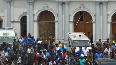 Sri Lanka Blasts: Names Of Churches And Hotels That Were Attacked On Easter Sunday