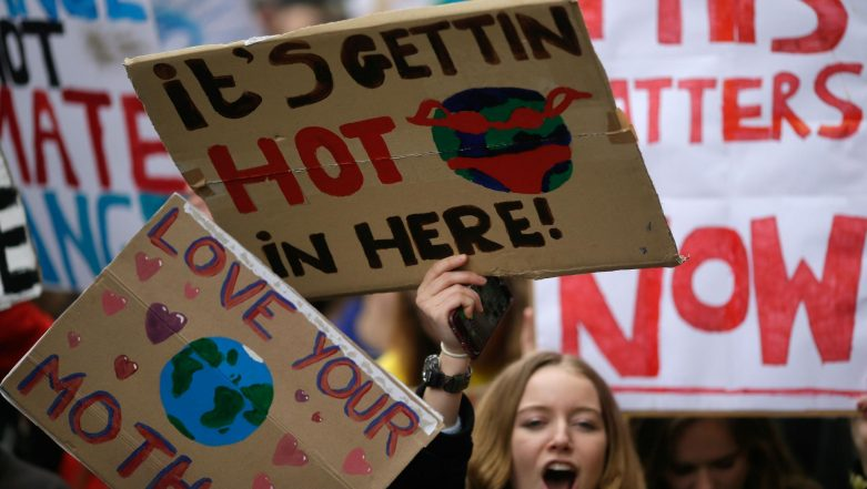 Climate Change Protests: More Than 100 People Arrested in London