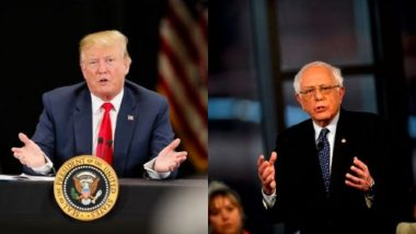 Donald Trump, Bernie Sanders Emerge Top Fundraisers for 2020 US Presidential Elections
