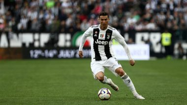 Juventus Celebrates Cristiano Ronaldo's First Goal for the Club With a Video