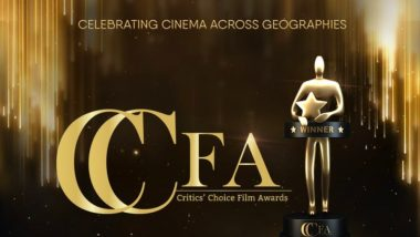 First Ever Critics Choice Film Awards to Be Held in India This Year – Read Details