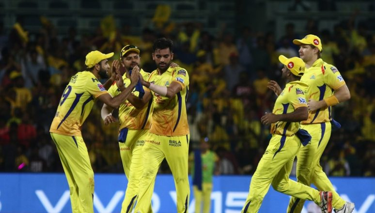KKR vs CSK, Toss and Playing XI Live Updates: MS Dhoni Wins the Toss, Elects To Bowl