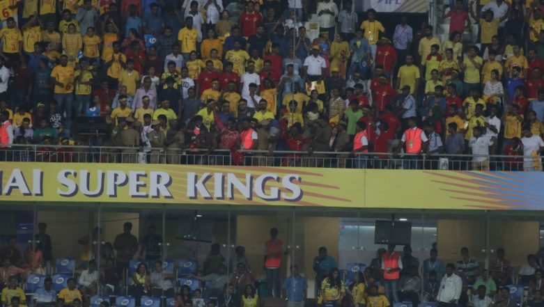 MI vs CSK, IPL 2019, Chennai Weather Forecast & Pitch Report: Here's How the Weather Will Behave for Indian Premier League 12 Qualifier 1 Match