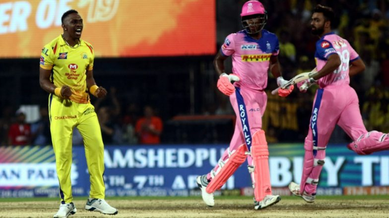 CSK vs RR Stat Highlights IPL 2019: MS Dhoni, Bowlers Hand Chennai Super Kings Third Consecutive Win