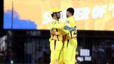 CSK vs KXIP Stat Highlights: Chennai Super Kings' All-Round Performance Leads Them to 22 Run Victory Over Kings XI Punjab
