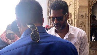 Salman Khan's Dabangg 3 Goes on Floors in Indore; Actor Begins Shoot With Prabhudheva – View Pic