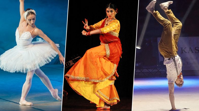 International Dance Day 2019: From Ballet to Break Dance, Beautiful Dance Forms Around The World Which Will Get Your Feet Tapping (Watch Videos)
