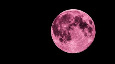 Pink Moon 2019 Date and Time: Know Everything About April's Full Moon on Good Friday