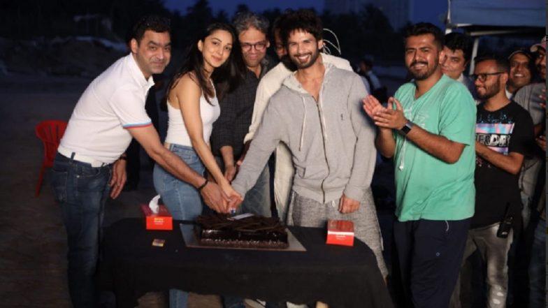 Shahid Kapoor, Kiara Advani Complete Shooting for Their Upcoming Movie 'Kabir Singh'