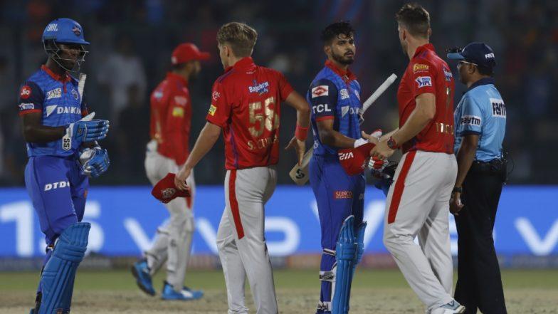 DC vs KXIP Stat Highlights IPL 2019: Shikhar Dhawan, Shreyas Iyer Shine As Delhi Capitals Beat Kings XI Punjab