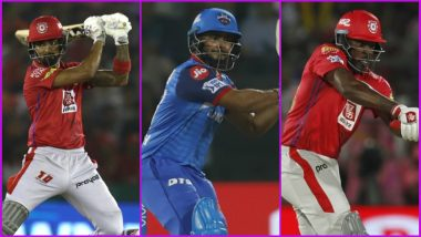 DC vs KXIP, IPL 2019 Match 37, Key Players: KL Rahul to Rishabh Pant to Chris Gayle, These Cricketers Are to Watch Out for at Feroz Shah Kotla in Delhi