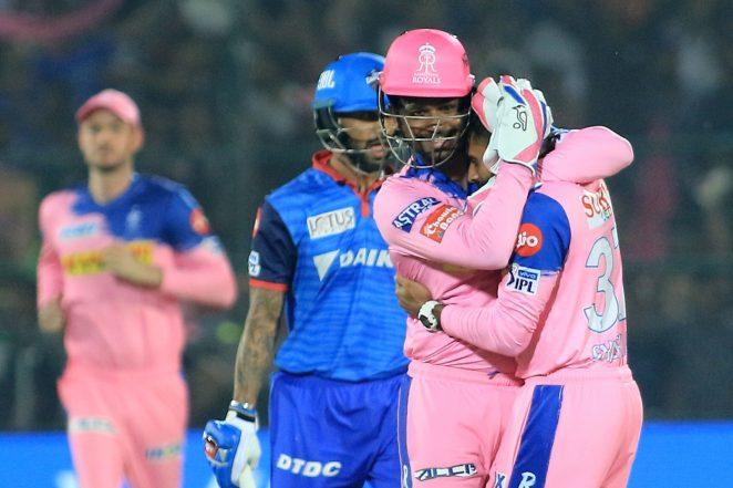 RR vs DC, Stat Highlights: Rishabh Pant's 78 Unbeaten Helps Delhi Capitals Beat Rajasthan Royals by Six Wickets (Watch Video)
