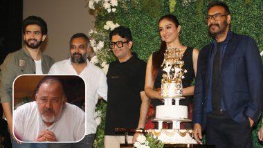 De De Pyaar De: Ajay Devgn Reacts to Alok Nath's Presence in the Trailer