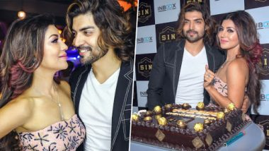 Gurmeet Choudhary Throws a Birthday Bash for Wife Debina Bonnerjee; Arjun Bijlani, Karanvir Bohra, Prince Narula and Others Attend the Party – View Pics