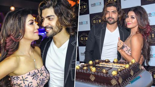 Gurmeet Choudhary Throws a Birthday Bash for Wife Debina Bonnerjee; Arjun Bijlani, Karanvir Bohra, Prince Narula and Others Attend the Party – View Pics