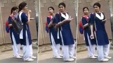 Deepika Padukone Donning a School Uniform for Chhapaak Shoot in This Leaked Video is Too Cute to Miss