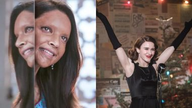 Deepika Padukone Is Watching The Marvelous Mrs Maisel to Unwind after Chhapaak Shooting