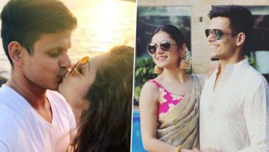 Drashti Dhami's Birthday Wish for Husband Niraj Khemka Will Make You Go Aww! – View Pics