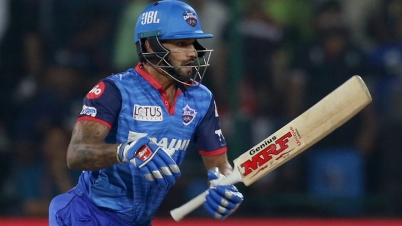 Shikhar Dhawan Comes Up With a Hilarious Response After Ravi Ashwin Issues Mankad Warning, Watch Video