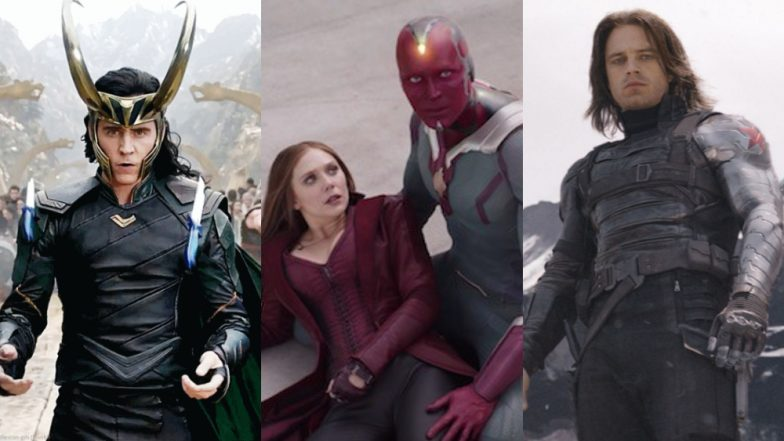 Disney Plus: Web-Series on Loki, WandaVision, Winter Solider AND Star Wars Officially Announced – Read Deets