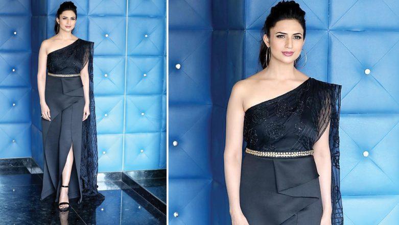 Divyanka Tripathi Dahiya Looks Pristine in All Black - View Pic