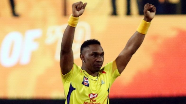 Dwayne Bravo on the Verge of Getting This Record for CSK During IPL 2019 Match Against Mumbai Indians