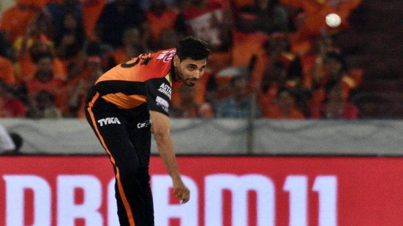IPL 2019: We Did Not Apply Ourselves, Says Sunrisers Hyderabad Skipper Bhuvneshwar Kumar