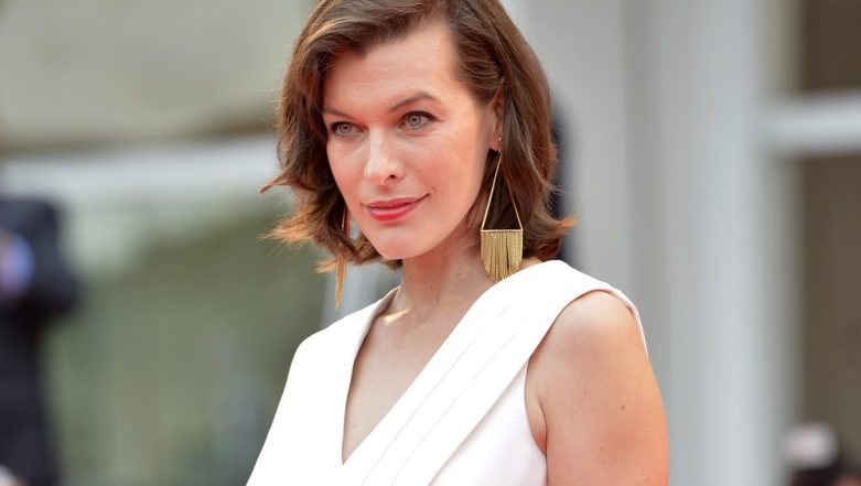 Resident Evil Star Milla Jovovich Pregnant with Third Child