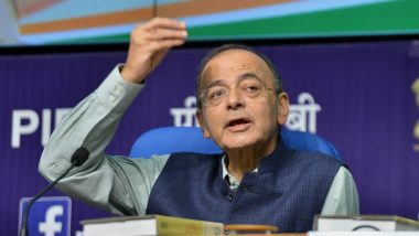 Arun Jaitley Attacks Institutional Destabilizers, Says 'Time to Stand With Judiciary'