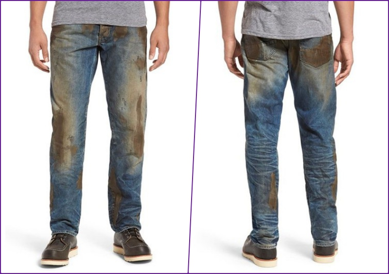These Levis Vetements Jeans Are Just Plain Crazy - FLARE