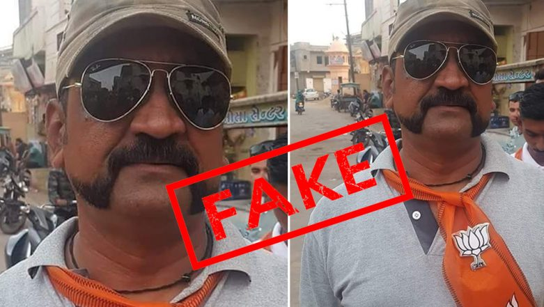 Wing Commander Abhinandan Varthaman Joins BJP? Twitterati Fell Victim to Another Fake News Ahead of Lok Sabha Elections 2019