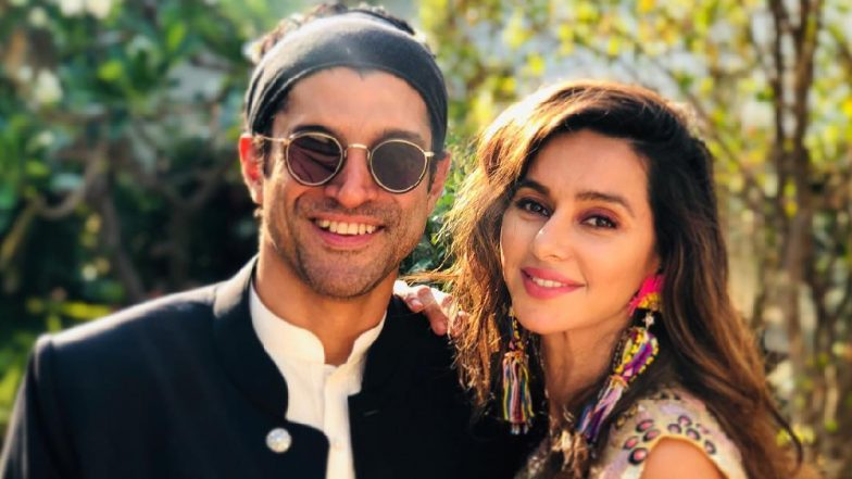Farhan Akhtar and Shibani Dandekar's New Picture is All About 'Sunshine and Smiles' and We Love It!