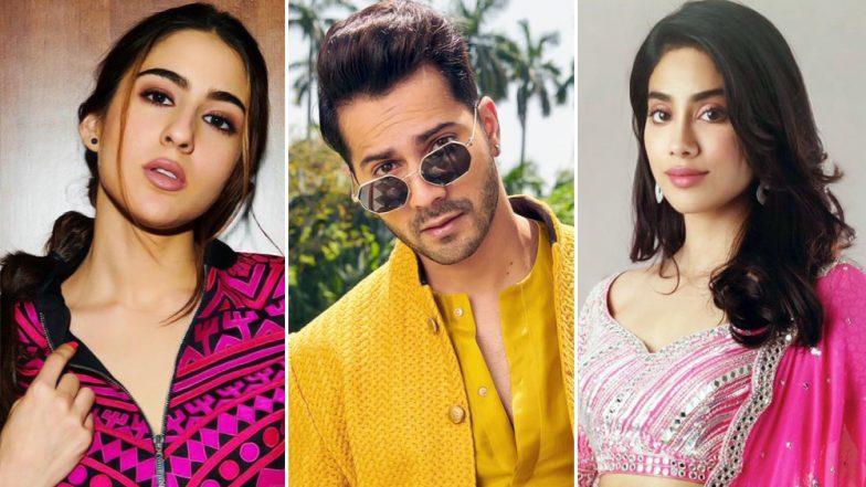 Varun Dhawan Birthday Special: Sara Ali Khan or Janhvi Kapoor, the Kalank Actor Will Look Best With?