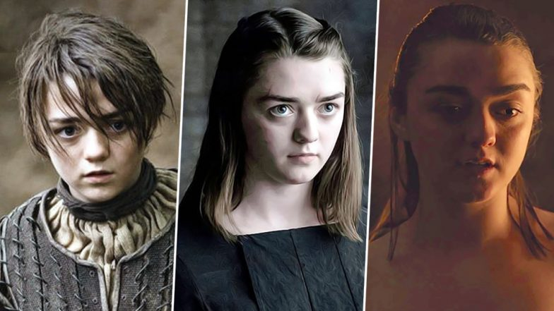 Game of Thrones Season 8 Arya Stark's Sex Scene: Looking at the Young Assassin's Journey From Girlhood to Womanhood Across Seasons