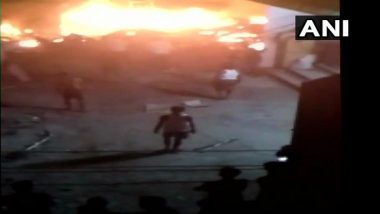 CNG Car Explodes Near Firecracker Warehouse in Gurugram, 1 Dead, 5 Injured