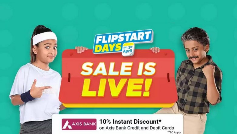 Flipkart Flipstart Days Sale 2019: Top Deals To Steal on Electronics, Laptops, Mobile Accessories, Camera & More on April Fool's Day