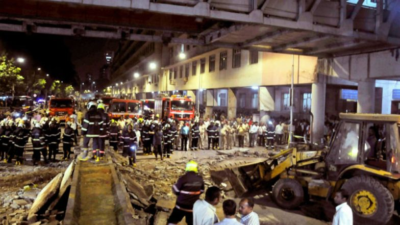 BMC Assistant Engineer SF Kakulte Arrested Days After Mumbai CSMT Foot-Over-Bridge Collapse
