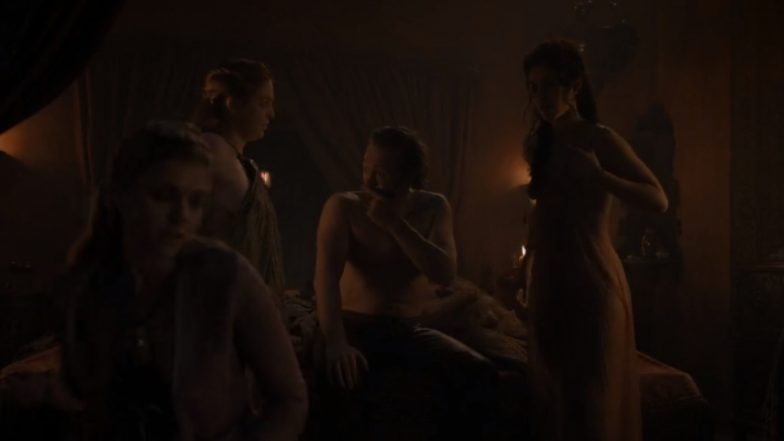 [SPOILER] Game of Thrones Season 8 Episode 1: First Nude, Foursome Scene of the Season Overjoys Twitter