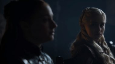 Game of Thrones Season 8 Episode 2 Promo: Sansa Stark and Daenerys Targaryen Are Never Trusting Cersei Lannister Again – Watch Video