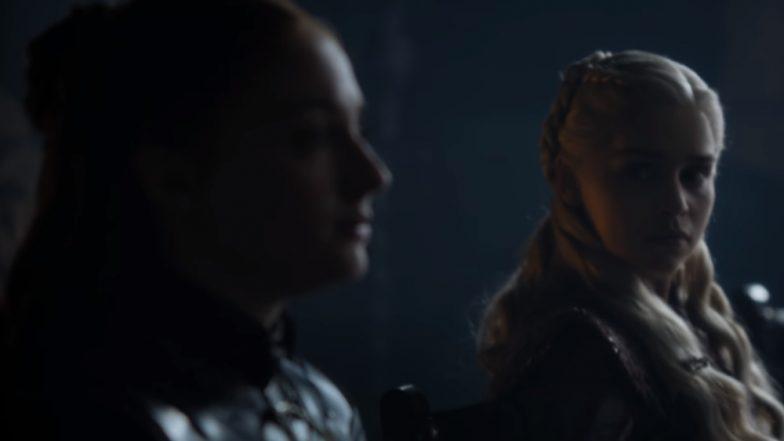 Game of Thrones Season 8 Episode 2 Promo: Sansa Stark and Daenerys Targaryen Are Never Trusting Cersei Lannister Again – Watch Video